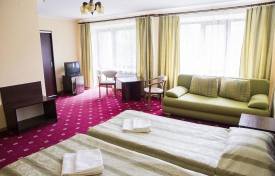 Полулюкс семейный А - №19 (1-й этаж)