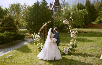 Weddings in Carpathians