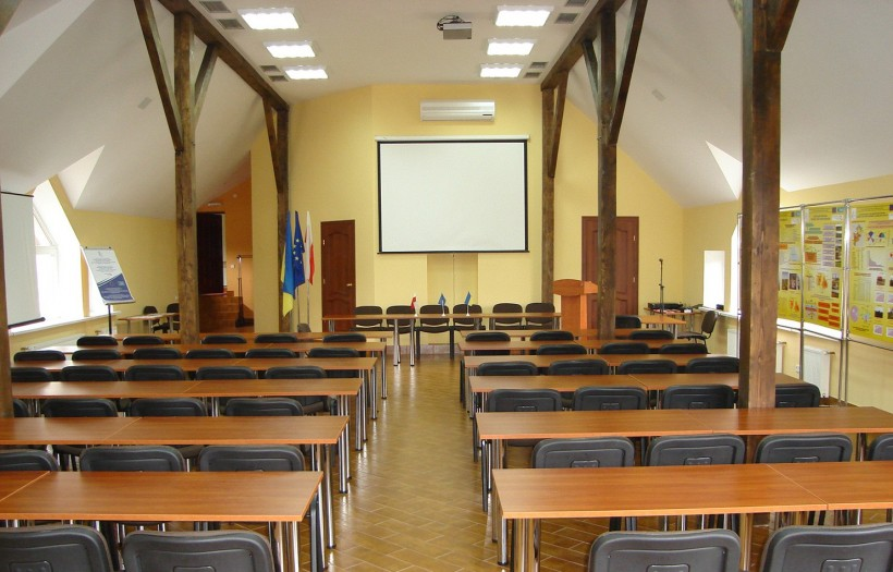 Conference halls in Carpathians