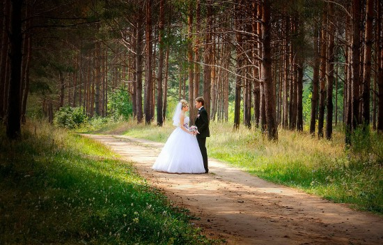 Wedding in the Carpathians
