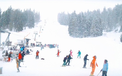 Приятное завершение зимнего сезона – Скидка 10% на проживание (Завершено)