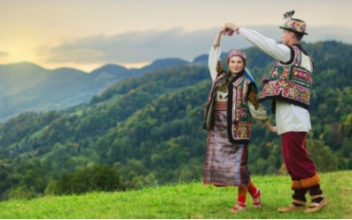 You can feel the Ukrainian Carpathians traditions with Perlyna Karpat